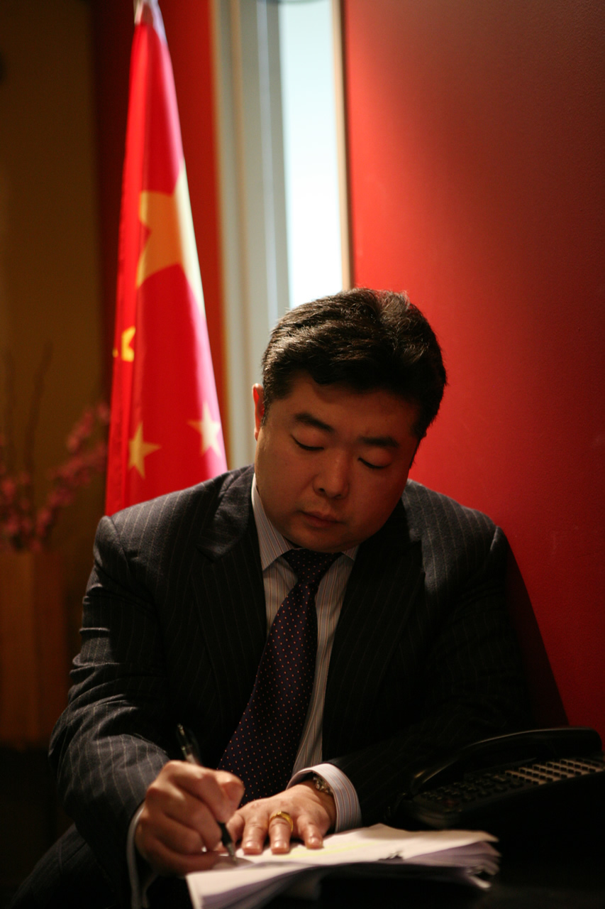 Chinese Government Official